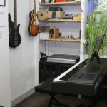 The Piano Area