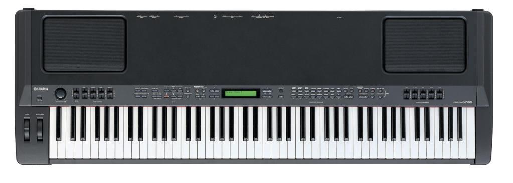 The Yamaha CP300